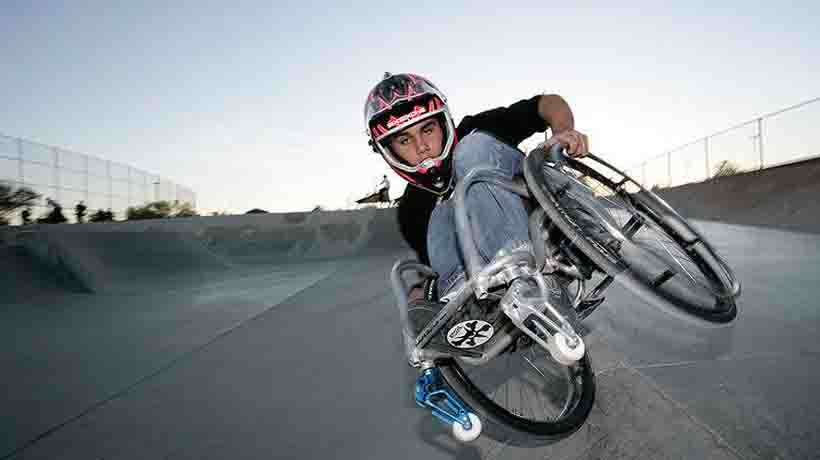 Successful People With Disabilities Aaron Fotheringham