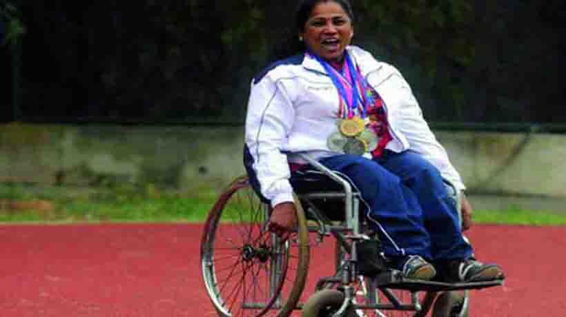 Successful People With Disabilities Malathi Krishnamurthy Holla