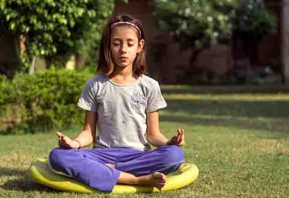 Meditation Dhyan Mudra
